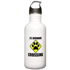 St. Bernard Crossing Water Bottle