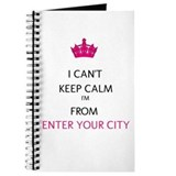 I Cant Keep Calm Journal