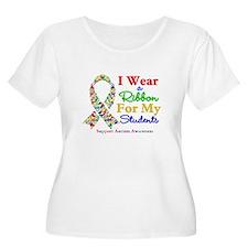 Students Autism Ribbon T-Shirt