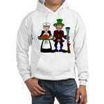 Masonic/OES Thanksgiving Pilgrims Hooded Sweatshir