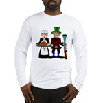 Masonic/OES Thanksgiving Pilgrims Long Sleeve T-Sh