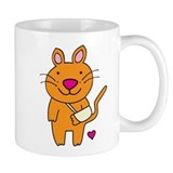 Broken Kitty Coffee Mug