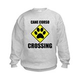 Cane Corso Crossing Sweatshirt