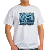 St. Michael (2-sided) Ash Grey T-Shirt