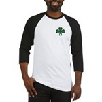 Celtic Shamrock Baseball Jersey