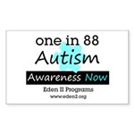 Autism Awareness 50 Pack of Stickers
