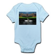 Swan Lake Infant Bodysuit
