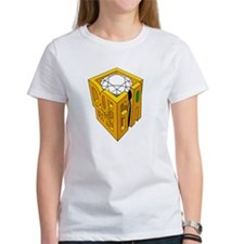 GIA white diamond green stone T-Shirt