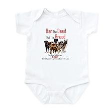 Anti-BSL Infant Bodysuit