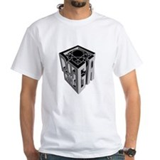 3 tone black diamond reverse T-Shirt