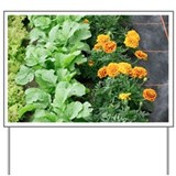 Companion planting - Yard Sign