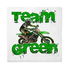 Team Green 2013 Queen Duvet