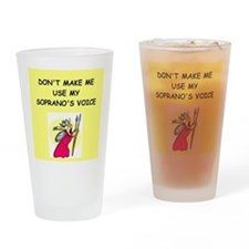 soprano, Drinking Glass