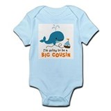 Big Cousin to be - Mod Whale Body Suit