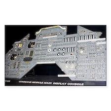 Apollo control panel - Decal