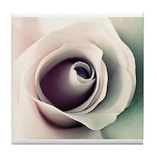 Rosa OKeefe Tile Coaster