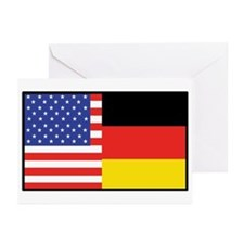 USA/Germany Greeting Cards (Pk of 10)