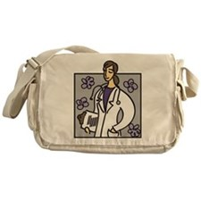 Medicine Messenger Bag