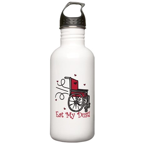 Eat My Dust Water Bottle