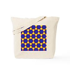 Uniform tiling pattern - Tote Bag