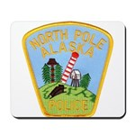 North Pole Police Mousepad