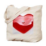 Unhealthy heart - Tote Bag