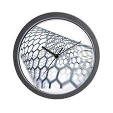 Carbon nanotube - Wall Clock