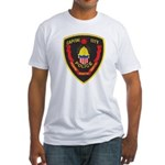 Pierre Police Fitted T-Shirt