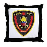 Pierre Police Throw Pillow