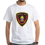 Pierre Police White T-Shirt