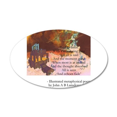 ANCESTRAL LANDSCAPE Wall Decal