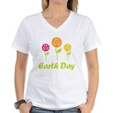 Earth Day 2013 Flowers Shirt