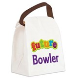 Future Bowler Canvas Lunch Bag