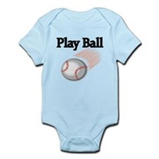 Play Ball Body Suit