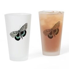 Moth Drinking Glass
