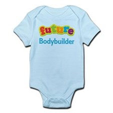 Future Bodybuilder Infant Bodysuit