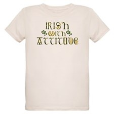 Irish With Attitude T-Shirt