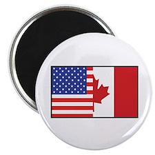 USA/Canada Magnet
