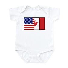 USA/Canada Onesie