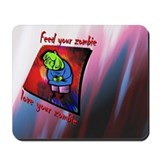 Love Your Zombie... Mousepad