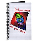 Love Your Zombie... Journal