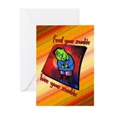 Love Your Zombie... Greeting Card