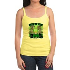 Show me your boobs St Patrick's Day Tank Top