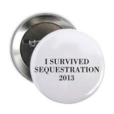 "Cute Furlough 2.25"" Button (10 pack)"