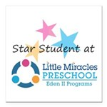 Star Student at Little Miracles Preschool Square C
