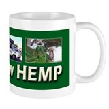 Grow Hemp Small Mug