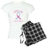 Personalized Infant Loss ribbon pajamas