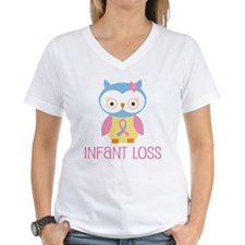 Personalized Infant Loss ribbon Shirt