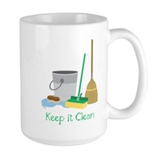 Keep It Clean Mug