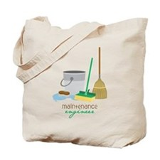 Maintenance Engineer Tote Bag